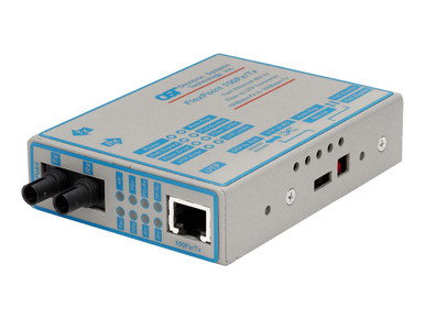 4333-0 -- FLEXPOINT 100FX/TX 100BT TO     100FX ST SM 1310 30KM NO PWR SUPPLY -- New