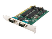 ISA2S550 -- StarTech.com 2 Port ISA RS232 Serial Adapter Card with 16550 UART - Serial adapter - ISA - RS-232 x