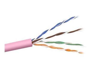 A7J304-1000-PNK -- StarTech.com Cat5e Ethernet Cable - 25 ft - Gray- Patch Cable - Snagless Cat5e Cable - Long Network