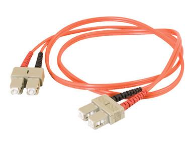 21590 -- 8M SCSC 62.5 125 OM1 DPX FD -- New