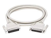 02666 -- C2G - Modem cable - DB-25 (M) to DB-25 (M) - 10 ft -- New