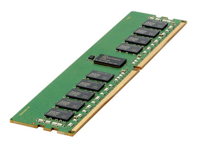 P06192-001 -- HPE 64GB (1 x 64GB) Dual Rank x4 DDR4-2933 CAS-21-21-21 Registered