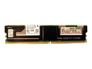 P12111-001 -- HPE 512GB 2666 Persistent Memory Kit featuring Intel Optane DC Per
