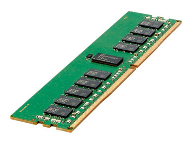 P19047-B21 -- HPE 128GB (1 x 128GB) Quad Rank x4 DDR4-2933 CAS-21-21-21 Load Red