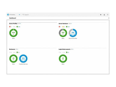 E5Y40A -- HPE OneView w/o iLO Advance including 3yr 24x7 Support Track 1-server