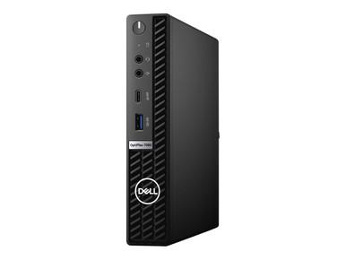 076XJ -- Dell OptiPlex 7080 - Micro - Core i5 10500T / 2.3 GHz - vPro - RAM 8 GB - SSD 256 GB - NVM