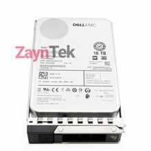 ST16000NM002G -- Seagate Exos X16 ST16000NM002G - Hard drive - 16 TB - internal - SAS 12Gb/s - 7200 rpm - buffer: 256 -- New