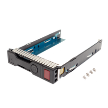 "651314-001/NZ -- HPE 651314-001 3.5"" LFF SAS/SATA Drive Tray Caddy With Screws -- New"