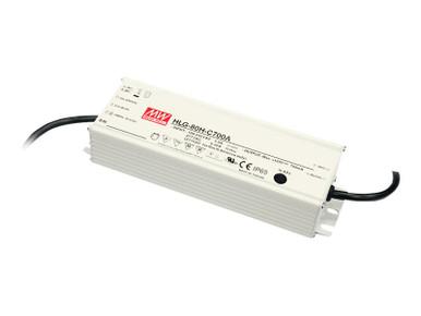 HLG-80H-48 -- Mean Well HLG-80H-48 - Power adapter - AC 90-305 / DC 127-431 V - 81.6 Watt - active PFC