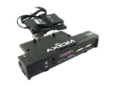 331-6307-AX -- Axiom - Port replicator - DP - for Dell Latitude E5270, E5440, E5450, E5470, E5550, E5570,