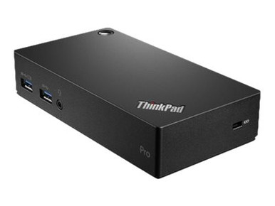 40A70045US-RF -- THINKPAD USB 3.0 PRO DOCK       IM WARRANTY SEE NOTES