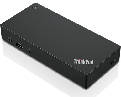 40AS0090US-BTI -- BTI - Docking station - USB-C - HDMI, 2 x DP - GigE - 90 Watt - United States - for Lenovo