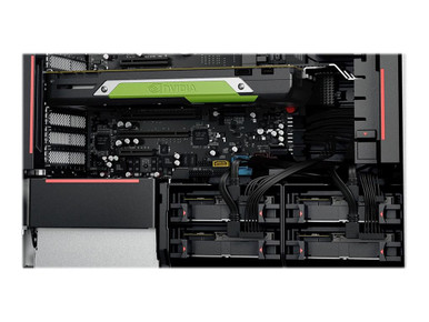 30BE0058US -- Lenovo ThinkStation P520 30BE - Tower - 1 x Xeon W-2104 / 3.2 GHz - RAM 8 GB - HDD 1 TB -