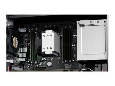 30BE005AUS -- Lenovo ThinkStation P520 30BE - Tower - 1 x Xeon W-2145 / 3.7 GHz - RAM 16 GB - SSD 512 GB
