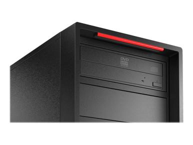 30BH002HUS -- Lenovo ThinkStation P320 30BH - Tower - 1 x Xeon E3-1240V6 / 3.7 GHz - RAM 16 GB - SSD 512
