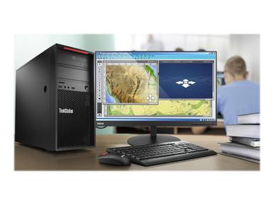 30BX0080US -- Lenovo ThinkStation P520c 30BX - Tower - 1 x Xeon W-2225 / 4.1 GHz - RAM 16 GB - SSD 512 G