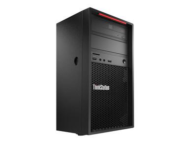 30BX00CYUS -- Lenovo ThinkStation P520c 30BX - Tower - 1 x Xeon W-2223 / 3.6 GHz - vPro - RAM 16 GB - SS