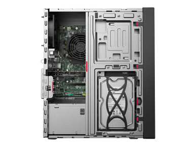30C5001MUS -- Lenovo ThinkStation P330 30C5 - Tower - 1 x Xeon E-2124 / 3.3 GHz - RAM 16 GB - SSD 512 GB