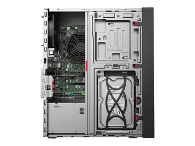 30C5001VUS -- Lenovo ThinkStation P330 30C5 - Tower - 1 x Xeon E-2126G / 3.3 GHz - RAM 16 GB - SSD 512 G