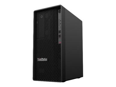 30DH000CUS -- Lenovo ThinkStation P340 30DH - Tower - 1 x Xeon W-1250 / 3.3 GHz - vPro - RAM 32 GB - SSD