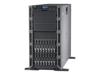 31M12 -- Dell PowerEdge T630 - Server - tower - 5U - 2-way - 1 x Xeon E5-2620V4 / 2.1 GHz - RAM 16