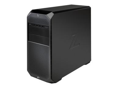 3KX07UT#ABA -- HP Workstation Z4 G4 - MT - 4U - 1 x Xeon W-2125 / 4 GHz - RAM 16 GB - HDD 1 TB - DVD-Writ