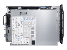 462-5995 -- Dell PowerEdge R720 - Server - rack-mountable - 2U - 2-way - 1 x Xeon E5-2690v2 / 3 GHz -