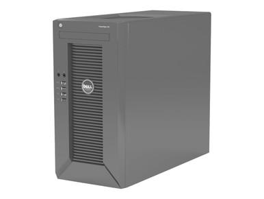 462-0993 -- Dell PowerEdge T20 - Server - MT - 1-way - 1 x Xeon E3-1225V3 / 3.2 GHz - RAM 4 GB - HDD 1
