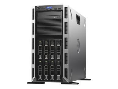 463-7665 -- Dell PowerEdge T430 - Server - tower - 5U - 2-way - 1 x Xeon E5-2603V4 / 1.7 GHz - RAM 8 G