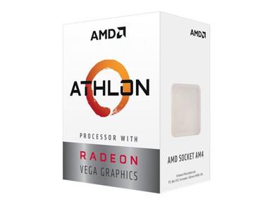 YD200GC6FBBOX -- AMD ATHLON 200GE RADEON VEGA    GRAPHICS 2/4 35 AM4 5MB 3200