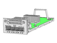 C3850-NM-2-10G -- Cisco - Expansion module - 10 GigE - 2 ports + 4 x shared SFP - for Catalyst 3850-12, 3850