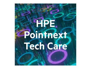 HS7Y9E -- HPE 5 Year Tech Care Essential DL380 Gen10 Service