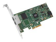 I350T2V2BLK -- Intel Ethernet Server Adapter I350-T2 - Network adapter - PCIe 2.1 x4 low profile - 1000Ba