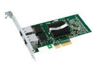 EXPI9402PTBLK -- Intel PRO/1000 PT Dual Port Server Adapter - Network adapter - PCIe x4 - Gigabit Ethernet
