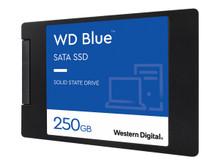 """WDS250G2B0A -- WD Blue 3D NAND SATA SSD WDS250G2B0A - Solid state drive - 250 GB - internal - 2.5"""" - SATA 6Gb/s"""