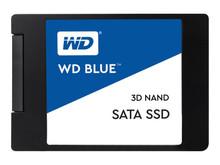 "WDS200T2B0A -- WD Blue 3D NAND SATA SSD WDS200T2B0A - Solid state drive - 2 TB - internal - 2.5"" - SATA"