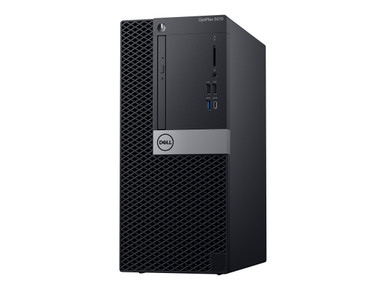 00J7R -- Dell OptiPlex 5070 - MT - Core i5 9500 / 3 GHz - RAM 8 GB - HDD 1 TB - DVD-Writer - UHD Gr