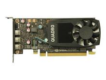 490-BDZY -- NVIDIA Quadro P400 - Customer Kit - graphics card - Quadro P400 - 2 GB GDDR5 low profile - -- New