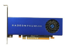 490-BDZR -- AMD Radeon Pro WX 2100 - Customer Kit - graphics card - Radeon Pro WX 2100 - 2 GB - 2 x Mi -- New