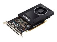 490-BDTN -- NVIDIA Quadro P2000 - Graphics card - Quadro P2000 - 5 GB GDDR5 - 4 x DisplayPort - for Pr -- New