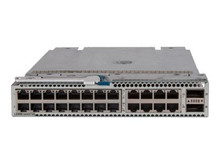 JH182A -- HPE - Expansion module - Gigabit Ethernet / 10Gb Ethernet x 24 + QSFP+ x 2
