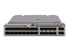 JH184A -- HPE 24-port Converged Port and 2-port QSFP+ Module - Expansion module - 10 Gigabit SFP+ x