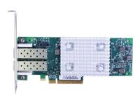01CV760 -- QLogic 16Gb FC Dual-Port HBA (Enhanced Gen 5) - Host bus adapter - PCIe 3.0 x8 low profile -- New