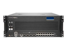 01-SSC-1206 -- SonicWall Network Security services platform 12400 - Security appliance - 10 GigE, 40 Giga -- New