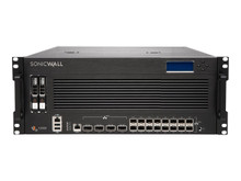 01-SSC-1207 -- SonicWall Network Security services platform 12800 - Security appliance - 10 GigE, 40 Giga -- New