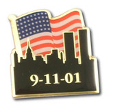 9-11-01 Flag