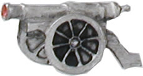 Cannon Lapel Pin