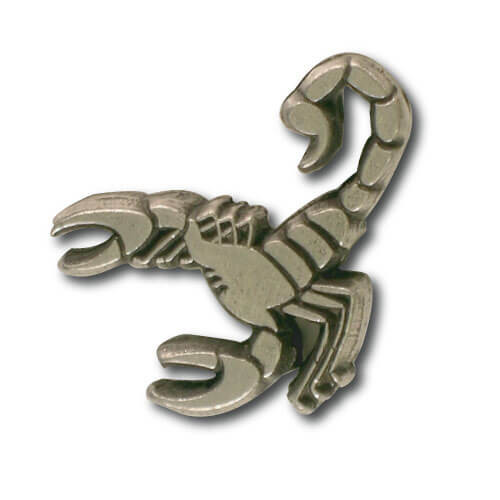 E36 Scorpion Lapel Pin