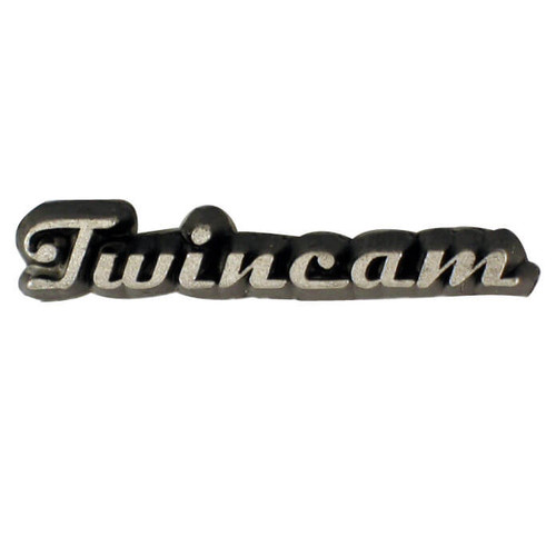 Twincam Engine Lapel Pin