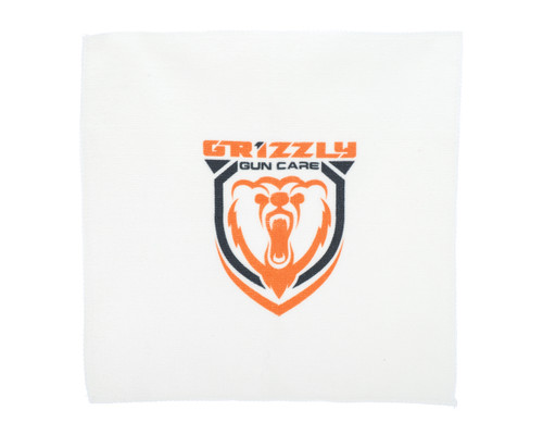 Grizzly Gun Care Microfiber Towel